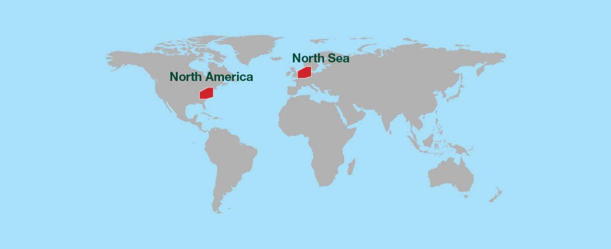 Internationa Map