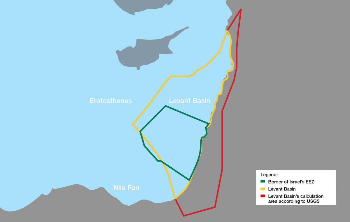 Geology- levant basin