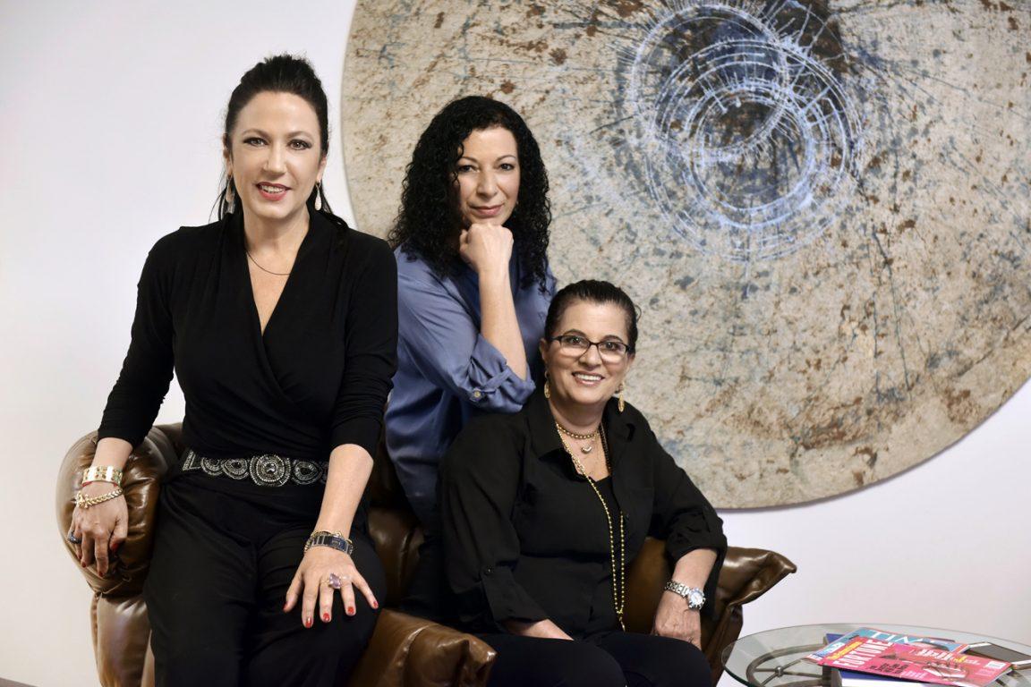 Delek Group's administrative team